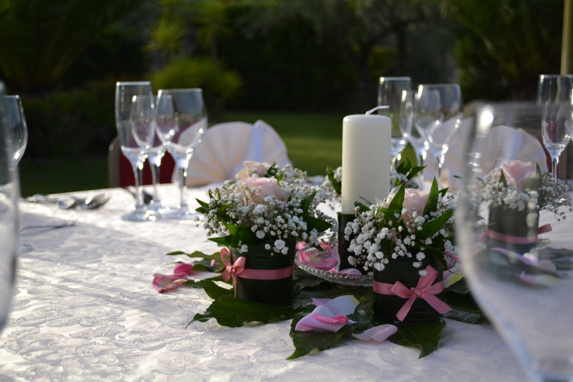 Le Magnolie Ristorante e Pizzeria | Wedding | Frigintini