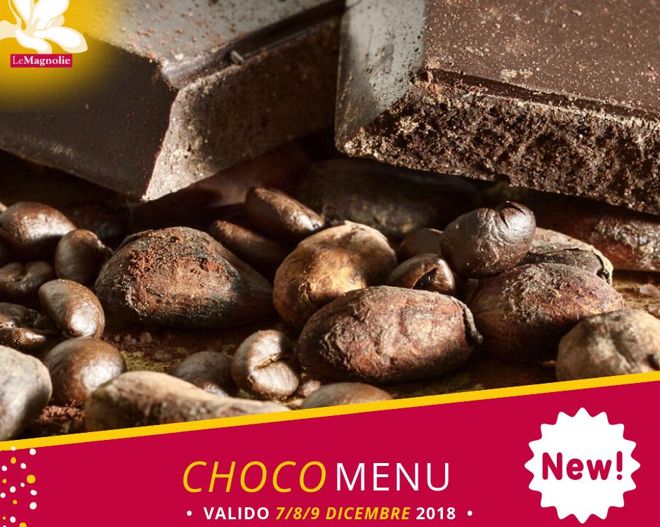 Menu al cioccolato | Le Magnolie Ristorante e Pizzeria | Frigintini