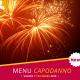 Menu di Capodanno   Le Magnolie Ristorante e Pizzeria   Frigintini
