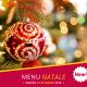 Menu di Natale | Le Magnolie Ristorante e Pizzeria | Frigintini
