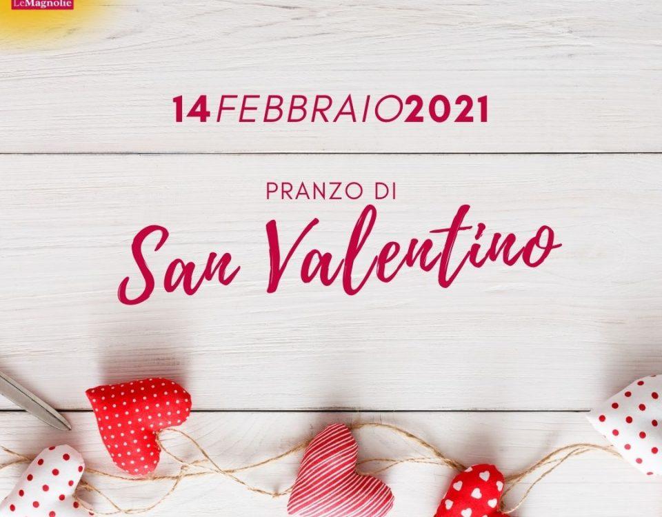 san valentino 2021 ristorante lemagnolie
